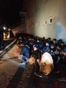 Van'da 221 kaçak göçmen yakalandı