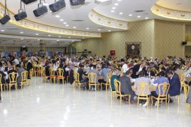 Van'da AK Parti'den iftar programı