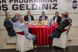 Van Organize Sanayi Bölgesinden iftar yemeği