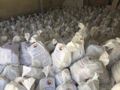 Van TSO'dan ihtiyaç sahibi ailelere gıda yardımı
