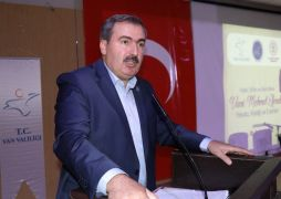 Vani Mehmet Efendi konferansı