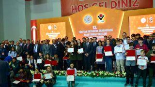 Vanlı öğrencinin projesi Türkiye üçüncüsü seçildi