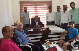 AK Parti Milletvekili Kartal'ın seçim ziyaretleri