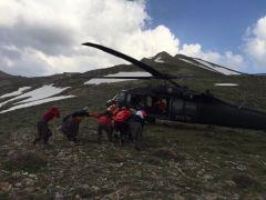 Çatak'ta yıldırım düştü: 1 yaralı