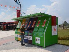 Tuşba Belediyesi 'Atık Getirme Merkezi' kurdu