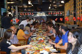 Uluslararası Kıbrıs Üniversitesi eğitimcilerle bir araya geldi