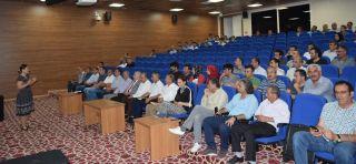 Van'da 'İletişim Teknikleri' konulu seminer