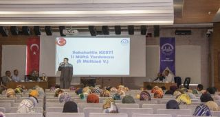 Van'da Kur'an-ı Kerimi Güzel Okuma Bölge Finali Yarışması