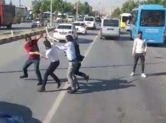 Van'daki arazi kavgasının yeni görüntüleri ortaya çıktı