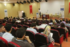 """Van YYÜ'de """"DMS – 2019 Uluslararası Konferansı"""" başladı"""