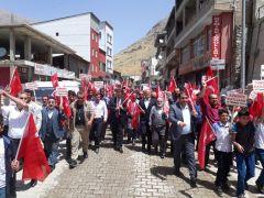 26 yıl önce PKK'nın katlettiği 'Sündüs' şehitleri anıldı