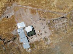Ayanis Kalesi'nde 30 yıldır aralıksız kazı yapılıyor