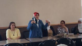Başkan Çetin, halkla bir araya gelmeye devam ediyor