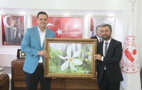 Başkan Say'dan kamu kurumlarına iade-i ziyaret