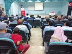 Çaldıran'da 15 Temmuz Demokrasi ve Milli Birlik Günü etkinlikleri