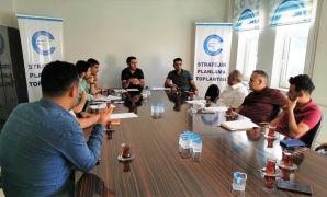 Edremit Belediyesinde AYKOME toplantısı