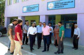 Edremit Belediyesinden eğitime destek