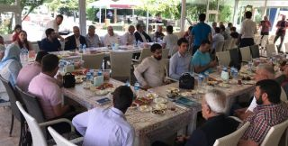 Erciş Belediyesinden '2020-2024 Stratejik Plan' hazırlık çalışması