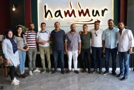 Hammur basın bayramını kutladı