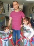 İstanbul'dan Vanlı kardeşlere yürüteç sürprizi