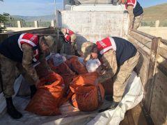 Kaçak balık avlayan 68 şahsa 172 bin 568 TL para cezası