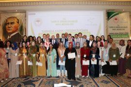 Proje üreten kadın girişimciler ödül aldı
