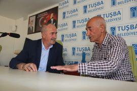 Tuşba Belediyesi'nde 'Halk Günü' toplantısı