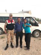 Van'da kaybolan şahsı jandarma ekipleri buldu