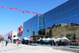 21 milyon TL'lik yatırımla kurulan Urartu Müzesi kapılarını açtı