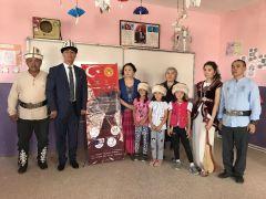 Ata Yurttan Ana Yurda: Kırgızlar Van'da buluşuyor