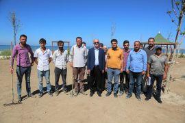 Başkan Akman, mega projeyi inceledi