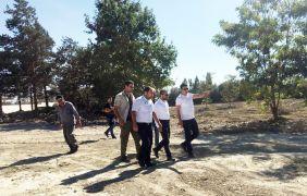 Başkan Say, yeni hizmet binası hazırlıklarını inceledi