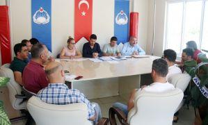 Edremit Belediyesi şeffaflık içerisinde ilk ihalesini yaptı