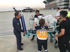 Polis ekipleri Esra bebek için seferber oldu