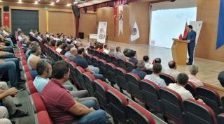 Van'da 'Mesleki Gelişim' konferansı