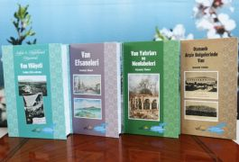 Van Büyükşehir Belediyesi'nin kitap arşivi genişliyor