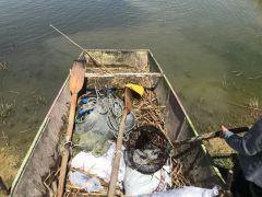 Van Gölü Havzası'nda 'manyat ağ' tehlikesi