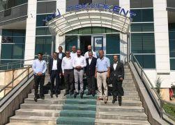 Van YYÜ Teknokent Yönetim Kurulu, Rektör Şevli başkanlığında toplandı
