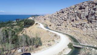 3 bin yıllık Şamran Kanalı turizme kazandırılıyor