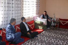 Başkan Tanış'tan mahalle ziyaretleri