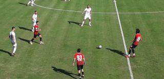 TFF 2. Lig Kırmızı Grup: Van Spor FK- Kahramanmaraşspor: 1-0