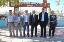 Tuşba'da belediye hizmetine çirkin saldırı