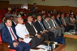 Van'da 'ASKOM Bölge Toplantısı' yapıldı