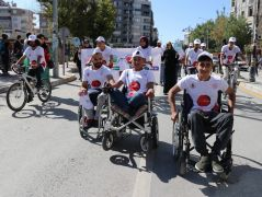 Van'da 'Sağlık için Beraber Yürüyelim' etkinliği