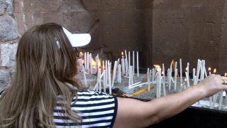 Van'da yedinci Ermeni ayini başladı