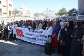 Vanlı kadınlardan Diyarbakır'daki annelere destek
