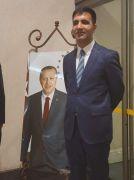 AK Parti Özalp İlçe Başkanlığına Ağar getirildi