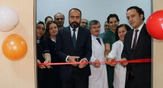 Bölgenin ilk 'Laparoskopik Simülasyon Odası' Van YYÜ'de açıldı