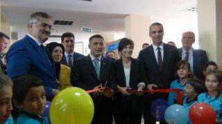 Erciş'teki otizmli çocuklar için özel sınıf
