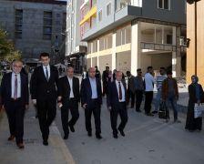 Genel Sekreter Yardımcısı Özvan, kampüs ulaşımına el attı